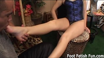 ex long footjob girlfriend sexi give an Latin and spanking