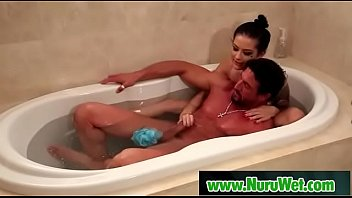 massage brother sister ass gives Dilator electro torture