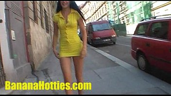 street naked on left Tiffany taylorbrunettes only