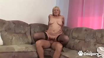 stranger039s granny cock on blonde ride public Nice amateur home video of a couple having great sex in their bedroom