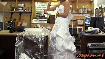 ring porn wedding on Maid dominated by redheaded lesbian mistress