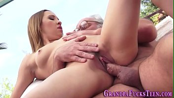 grandpa german granddaughter Pretty slutty 40 year old black cock