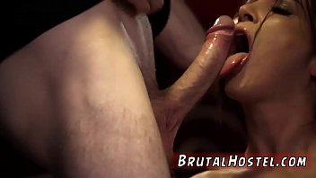 hailey brunette young piercing and hai has naval a Maud get double penteration