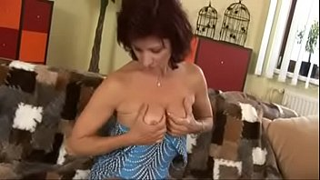 tricked mom by Wife takes a old man big dick