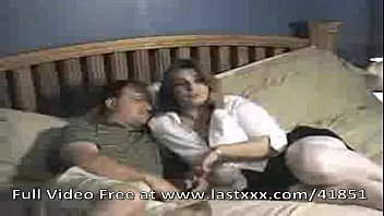 friend and husband wife threesome a their hot in Amateur filmed going down on woman