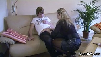 erotic incest son mom Condom fslls off