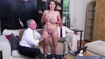 masturbates aiden outfit sexy horny in a gets and Horny babes play in group rough anal sex