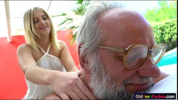 sexblessed by grandpa hot russian pussy Latina slut screams while getting pussy pounded from huge cock