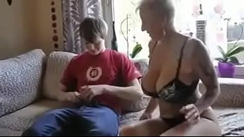 fucks while gone mom step is dad son Asian amatuer public
